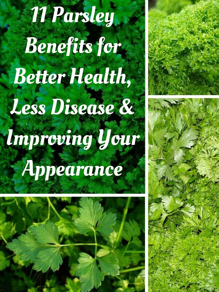 7 Benefits of Parsley for Hair, Skin, Eyes and Digestion