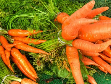 Better skin with carrot juice