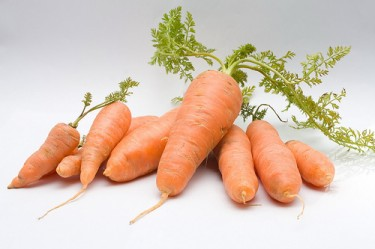 Carrots Beta-Carotene