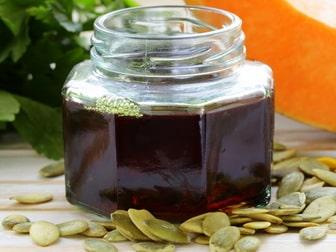 Pumpkin oil
