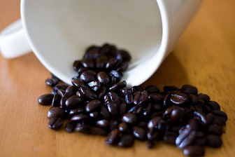 Gas and bloating with coffee