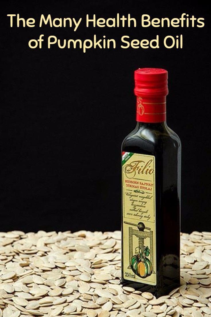 Health Benefits of Pumpkin Seed Oil