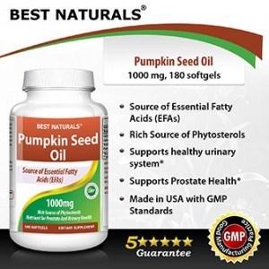 Pumpkin seeds oil side effects